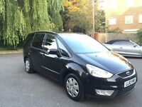 """2010 """"10"""" Ford Galaxy 2.0 Tdci Diesel AUTOMATIC + MOT + PCO Licence + Uber registered VERY CLEAN CAR"""