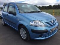 BARGAIN! Citroen c3, full years MOT, only 22k genuine miles, ready to go