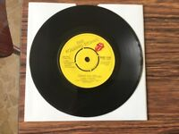 RSR 108 The Rolling Stones start me up/ no use in crying 45 single GC ok to post with PayPal