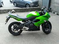 Kawasaki er6 f , pristine condition , tiny 4k miles, superb all rounder , £2795 May px