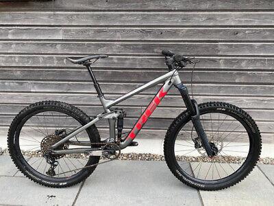 2019 Trek Remedy 7 full suspension mountain bike - size Medium