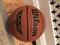 Standard Basketball (Wilson) & Pump