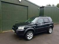 2004 land rover freelander £625