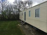Starter Caravan sale at Craig Tara . Great location. 3 bed , Spacious