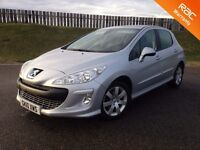 2010 PEUGEOT 308 SPORT 1.6 HDI 90PS - 79K MILES - F.S.H - GREAT SPEC - £30 RFL - 6 MONTHS WARRANTY