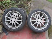 "Nissan Alloys from Primera GT le Made by Enkei 16"" - Set of 4"