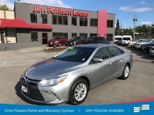 2017 Toyota Camry LE No Accidents, Back up camera.