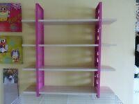 SHELF Two Shelves for sale for children room KA67NW