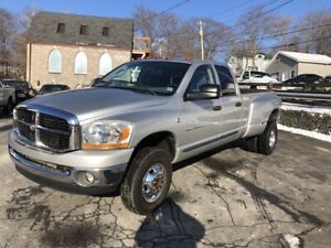 2006 Dodge Ram 3500 SLT/Sport 5.9l Cummins Turbo Diesel