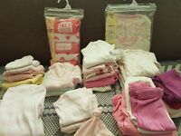 Baby girls clothes from 0-9months