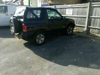 SUZUKI GRAND VITARA SOFT TOP SPARES REPAIRS