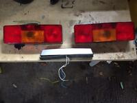 Caravan lights £20