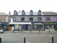 UPPER FLOOR TO LET FOR VARIOUS USES Beauty Salon, Retail, Storage, Offices, Studio, Gym, Shop, Unit