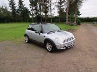 2004 Mini One 1.6 petrol - 1 years MOT - Fantastic Car!