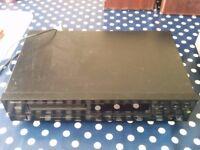 Vintage DENON DCD-715 CD player separates Good condition