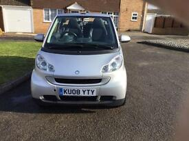 Very low mileage 15,956miles Smart For two passion Cabriolet, 1.0cc . £ 3000.00