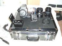 mamiya camera 645 non digital