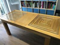 Willis and Ganbier Maze Dining table Large
