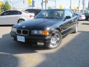 1996 BMW 328IC CABRIOLET | One Owner !!! • 2 Tops