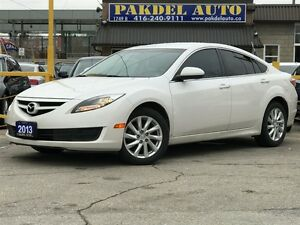 2013 Mazda MAZDA6 GS*NAVIGATION*BLUETOOTH*ALLOY RIMS*SUPER CLEAN