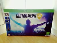 Brand new guitar hero for Xbox one