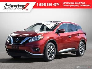 2015 Nissan Murano SL **LOADED!!**|BOSE|NAV|PANOROOF|LEATHER|+++