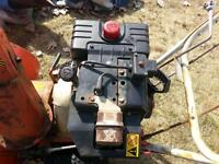 snowblower old/ new engine good condition