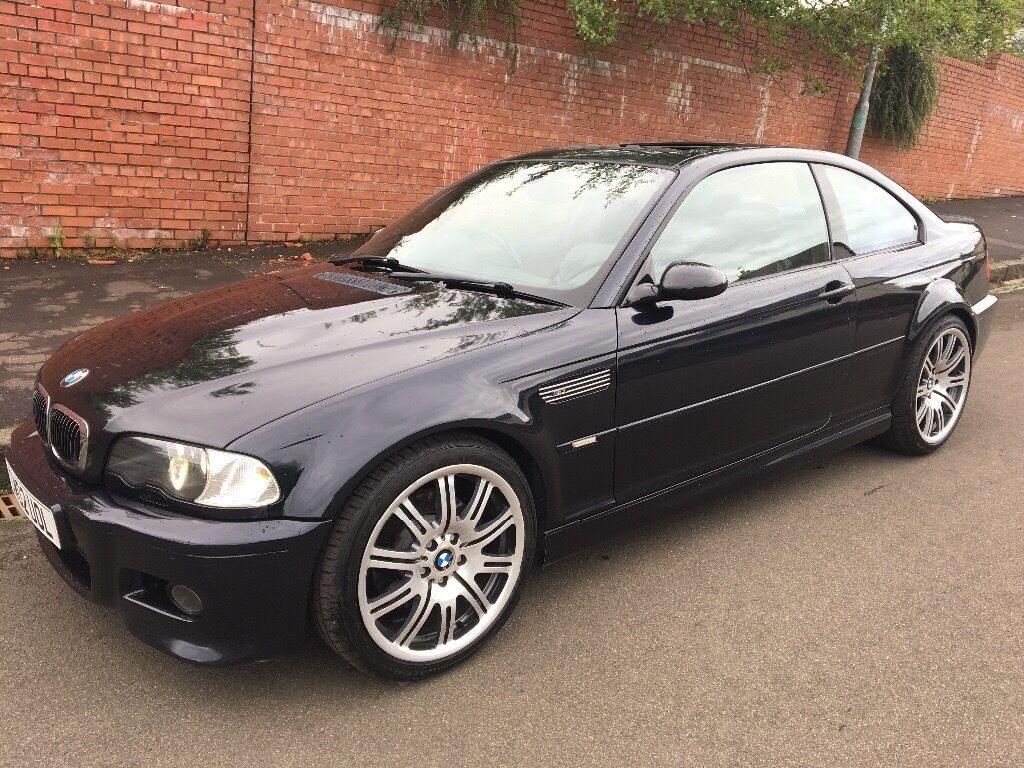 bmw m3 e46 carbon black low miles in west end glasgow. Black Bedroom Furniture Sets. Home Design Ideas