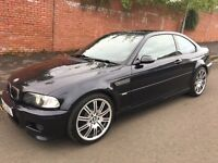 BMW M3 E46 Carbon Black Low Miles