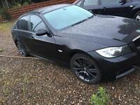 2007 BMW 318d full M sport kit, swaps, px for golf, Audi, VAg