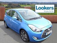Hyundai ix20 CRDI SE NAV BLUE DRIVE (blue) 2017-04-28