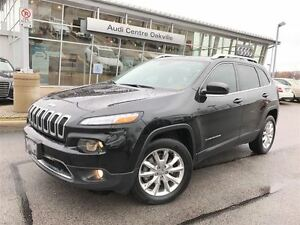 2014 Jeep Cherokee 4x4 Limited
