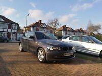 BMW 1 Series 118d SE, Auto, Grey, parking sensors