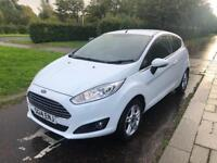 Ford Fiesta 1.0t only 41060miles road tax 0