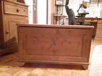 IKEA toy/clothes chest and chest of drawers with changing facility on top