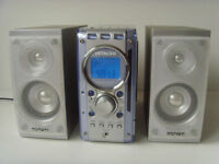 Hitachi Micro Hifi Stereo CD Radio System