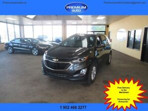 2018 Chevrolet Equinox 1LT $195 B/W oac