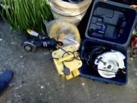 Power tools 110v.