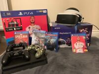Ps4 bundle with vr