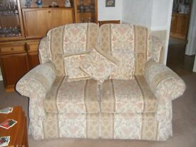 """ seater settee , suit a small room , very good condition"