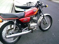 yamaha rx-s 100.....easy 2stroke project
