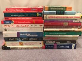 25 nursing books