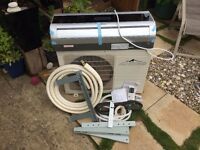 "Brand New Andes ""A"" rated air conditioner/heater"