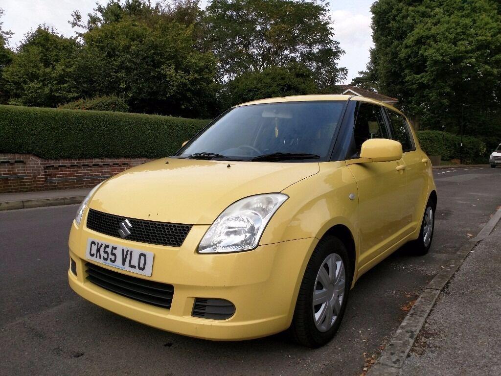 2005 Suzuki Swift 1.3GL Hatchback Yellow | in Southampton, Hampshire