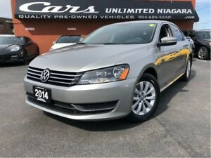 2014 Volkswagen Passat 1.8 TSI Trendline | NO ACCIDENTS | BLUETO