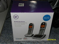 BT 4600 Cordless Telephone with Answer Machine - Twin (Bought Feb 2020)