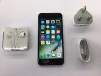 IPHONE 6 BLACK/ VISIT MY SHOPP. / UNLOCKED / 16 GB/ GRADE B / WARRANTY + RECEIPT