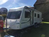 2008 bailey pageant series 7 twin axle caravan vgc