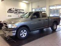 2012 Ram 1500 ST 4x4 Quad Cab Loaded Keyless Entry Power Everyth Delta/Surrey/Langley Greater Vancouver Area Preview