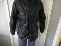 BARBOUR Men's Barbour Carbon Earle Jacket size small